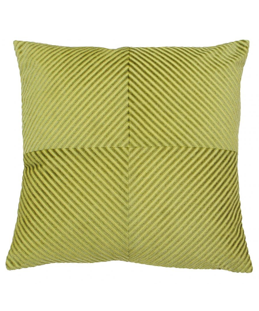 Image for Infinity 45X45 PCushion Olive