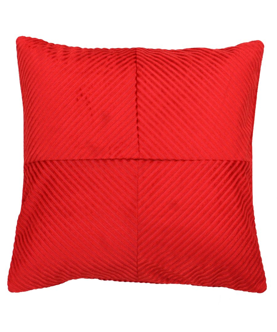 Image for Infinity 45X45 PCushion Red