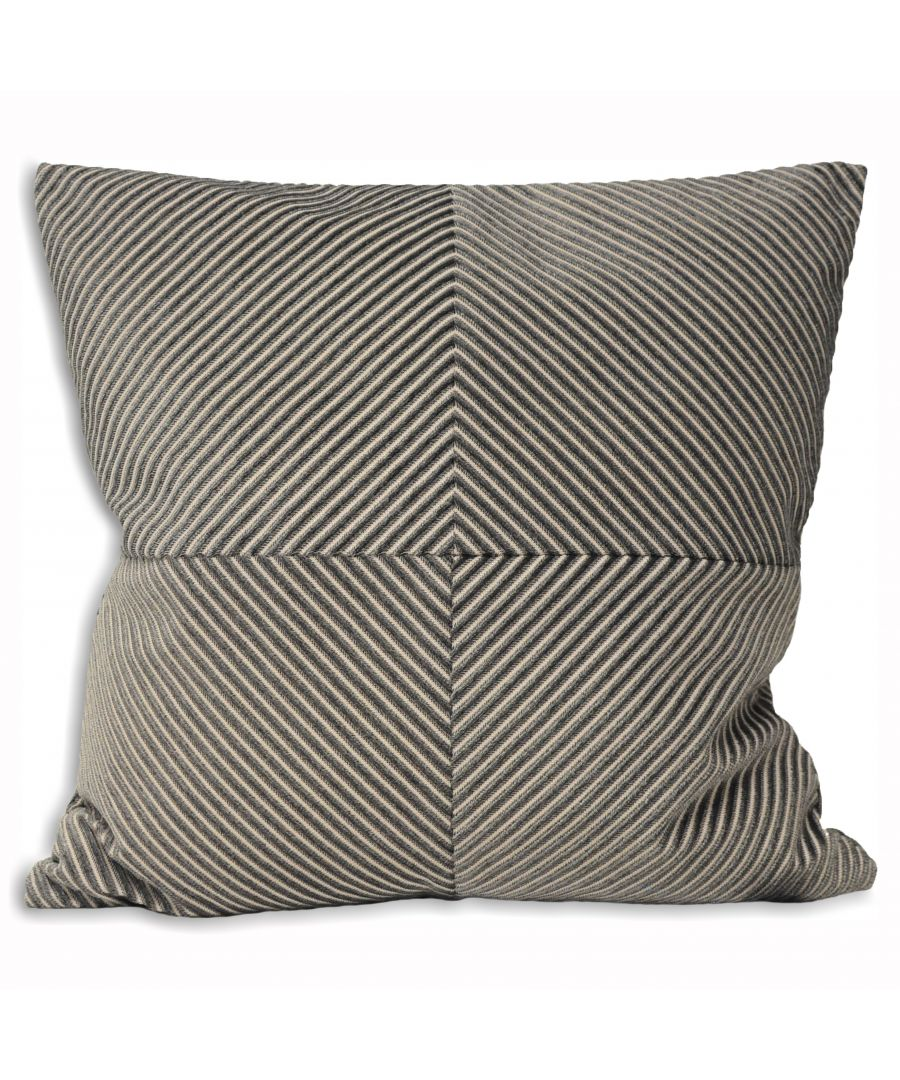 Image for Infinity 55X55 Poly Cushion Silver