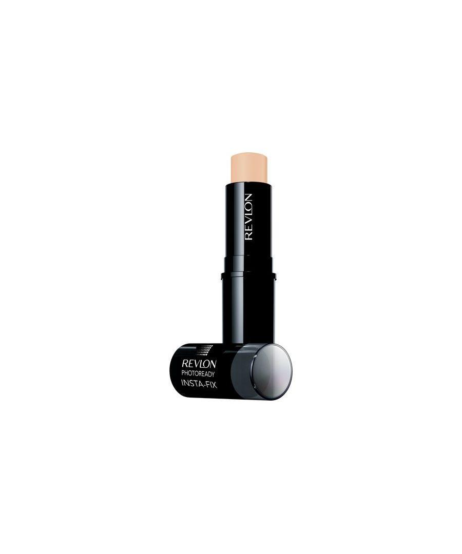 Image for Revlon Photoready Insta-Fix Make Up Foundation Stick 6.8g - 130 Shell