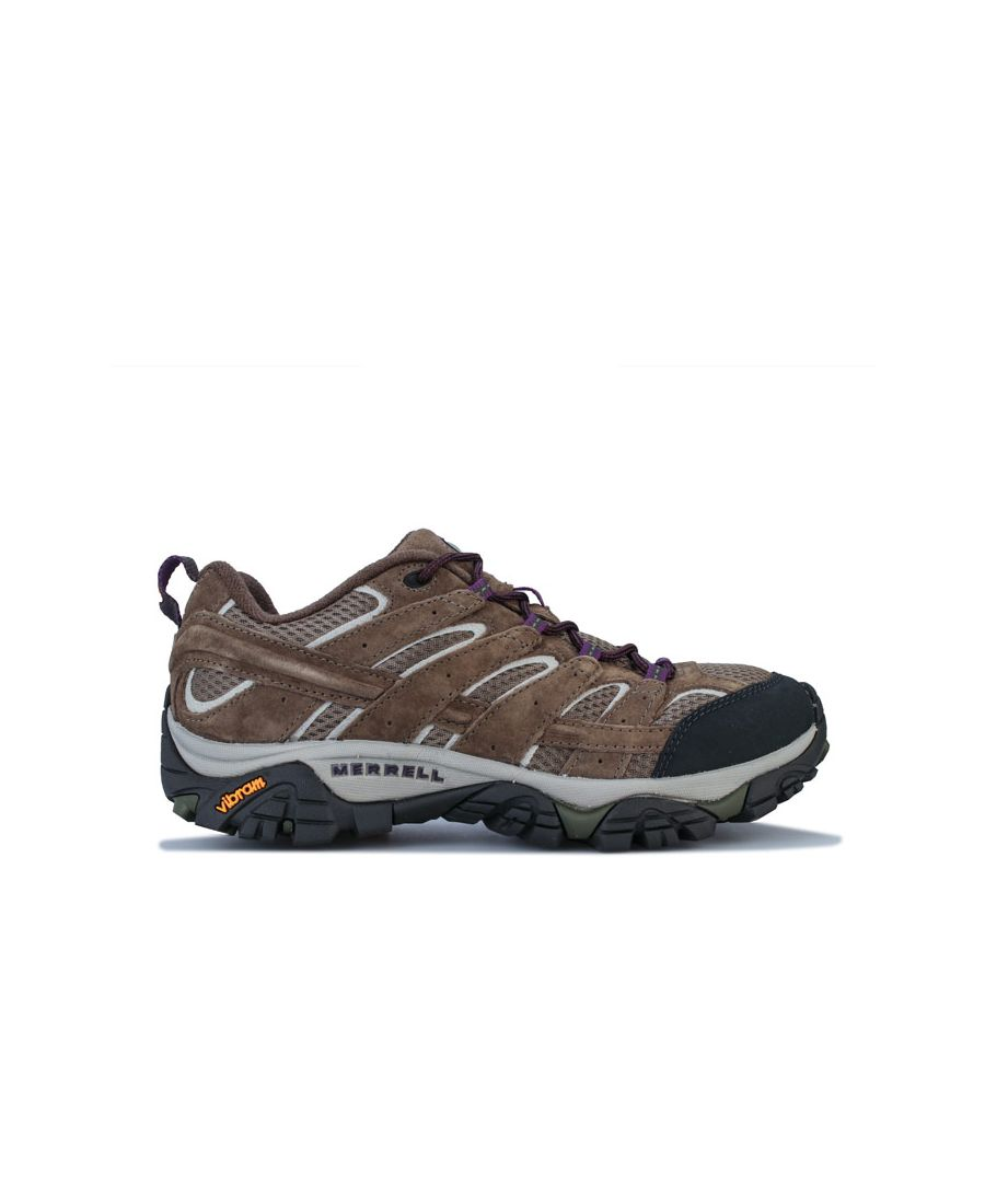 Image for Women's Merrell Moab 2 Ventilator Hiking Shoes in olive