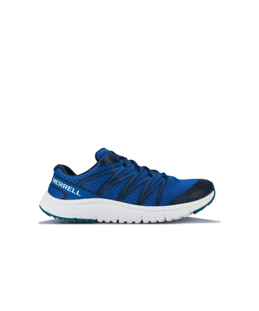 Image for Men's Merrell Overhaul Trainers in Blue