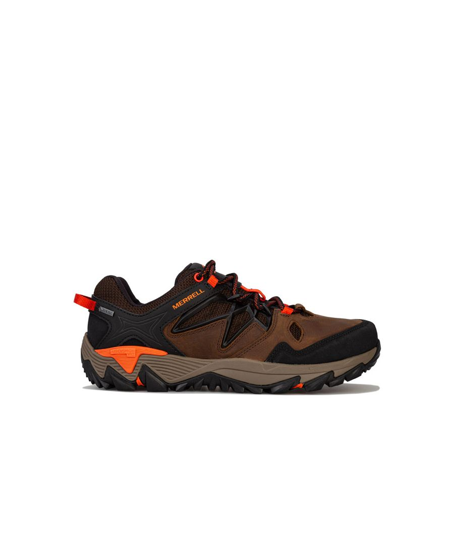 Image for Men's Merrell All Out Blaze 2 GTX Trainers in Brown