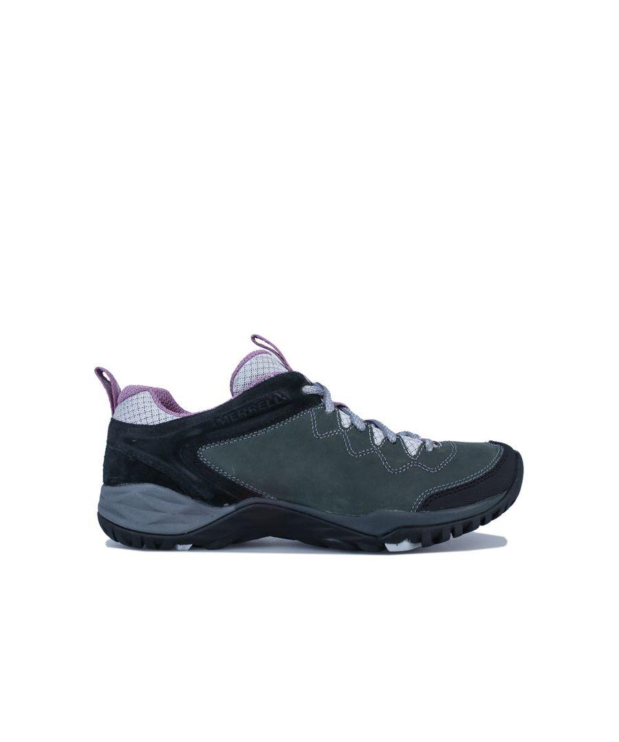 Image for Women's Merrell Siren Traveller Q2 Hiking Shoes in Grey