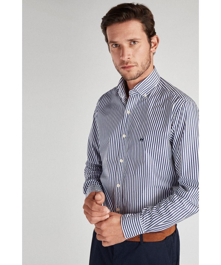 Image for Men s Slim Fit Sport Shirt