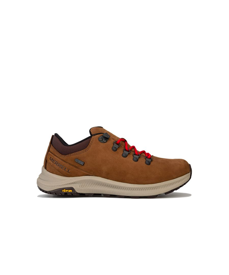 Image for Men's Merrell Ontario Trainers in Brown