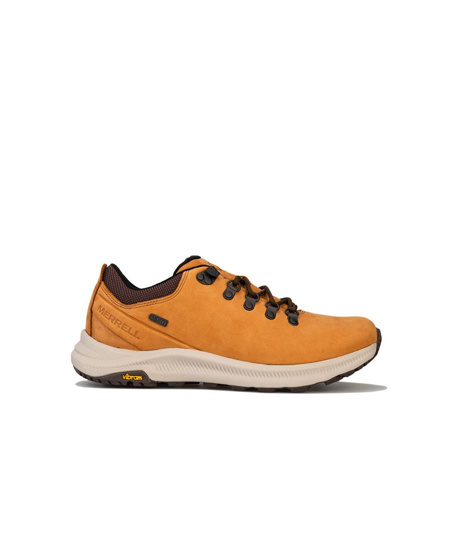 Image for Men's Merrell Ontario Trainers in Wheat