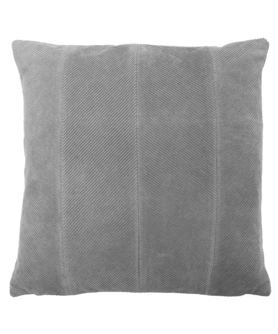 Image for Jagger 45X45 Poly Cushion Grey