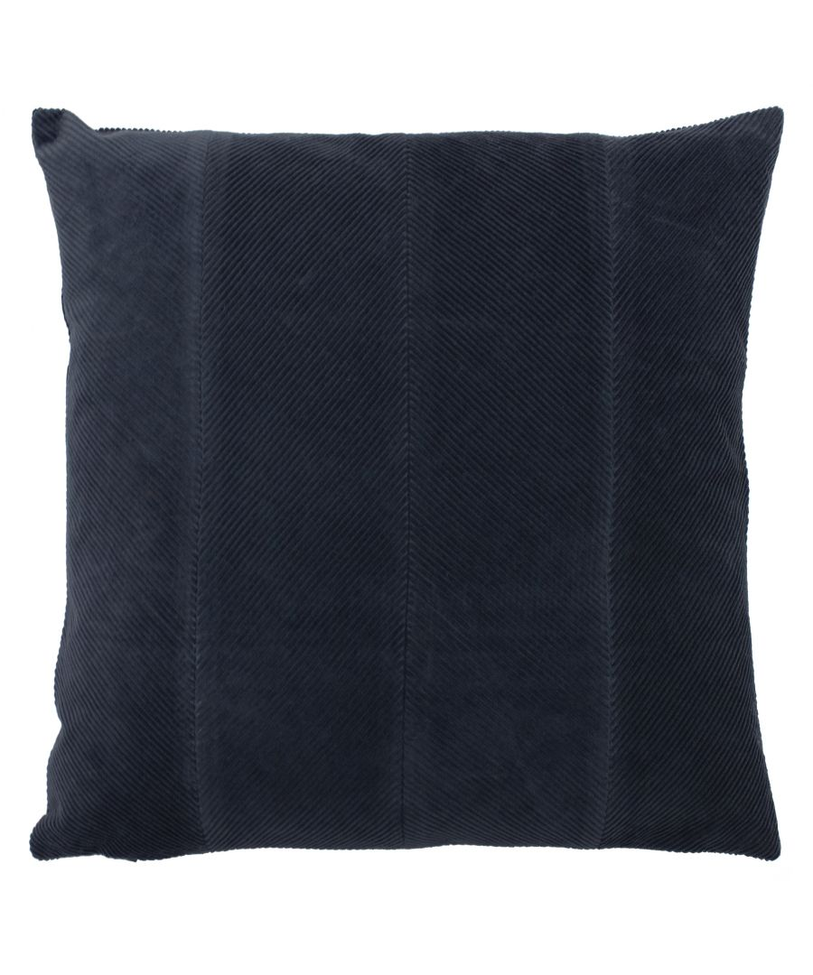 Image for Jagger 45X45 Poly Cushion Navy