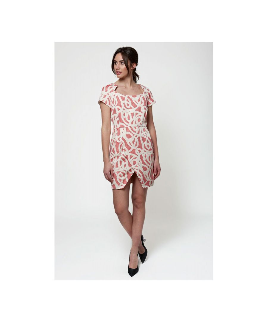 Image for Jacquard Mini Dress