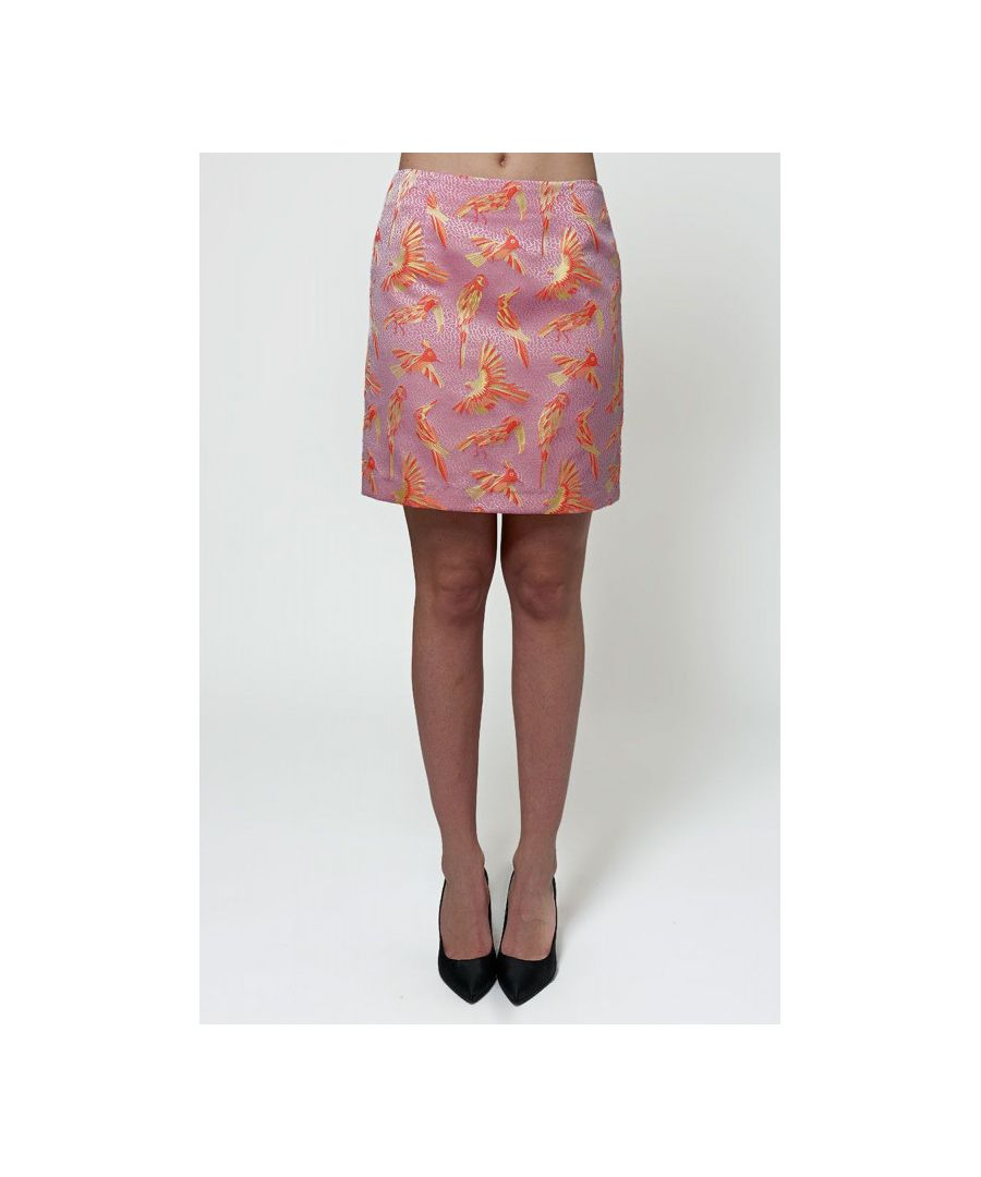 Image for Jacquard Mini Skirt