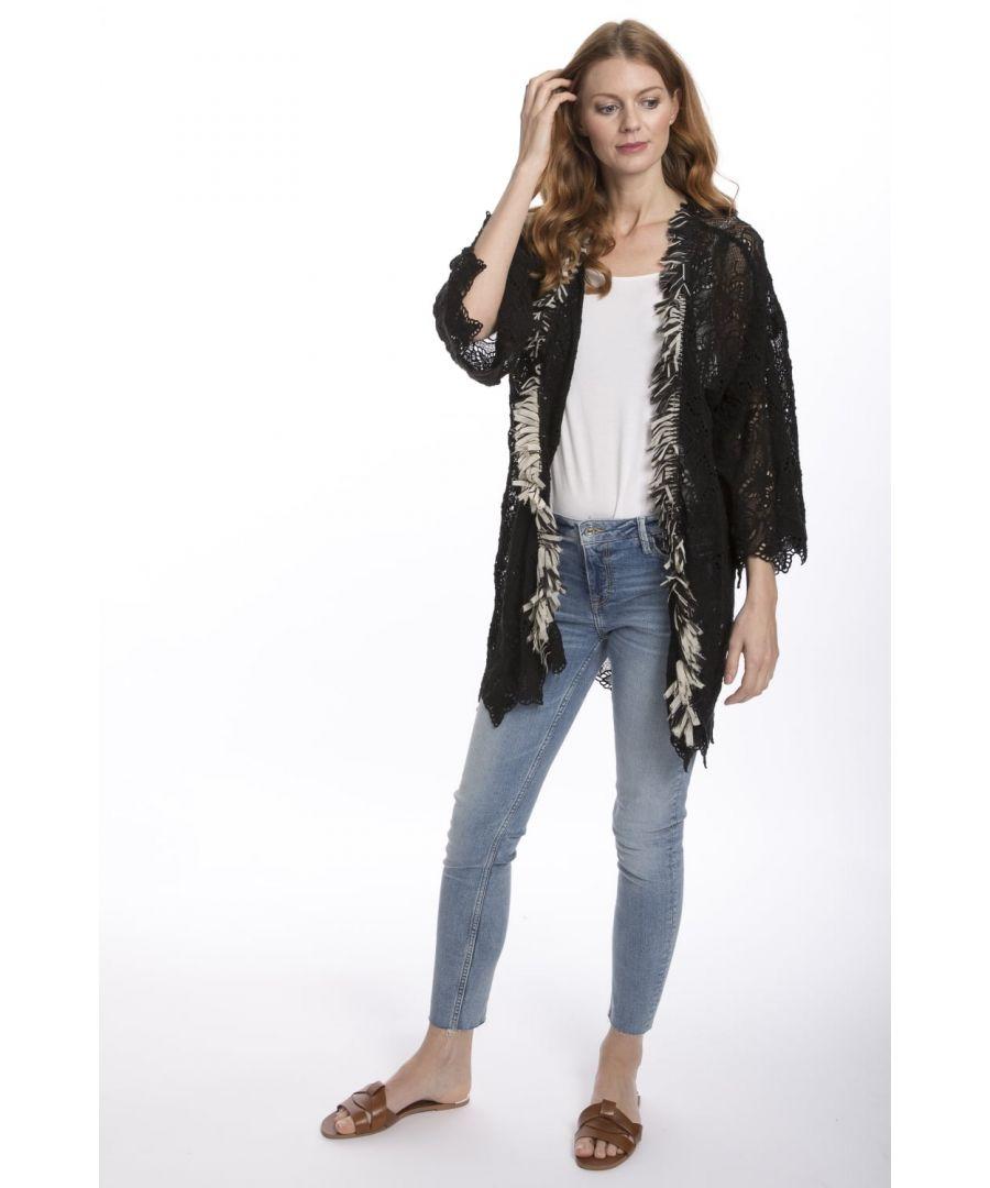 Image for Vintage Lace Jacket
