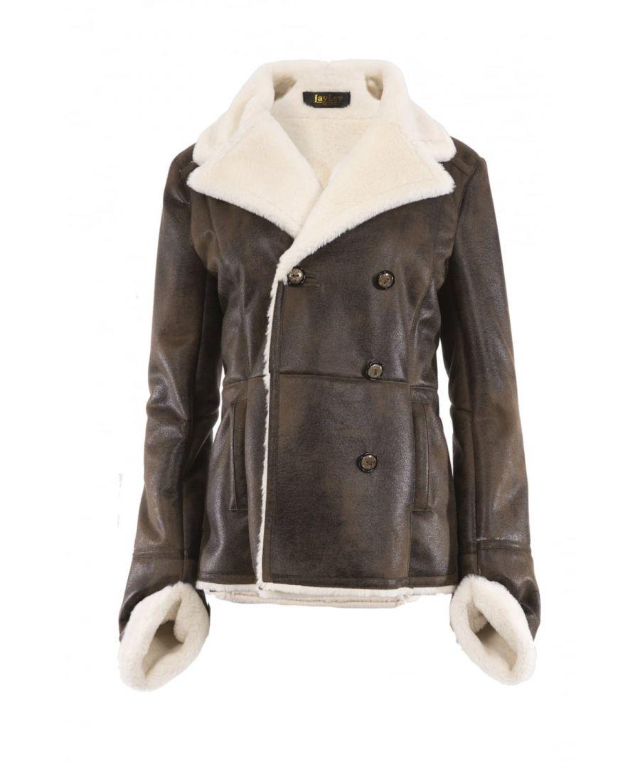 Image for JAYLEY \nSherling Jacket