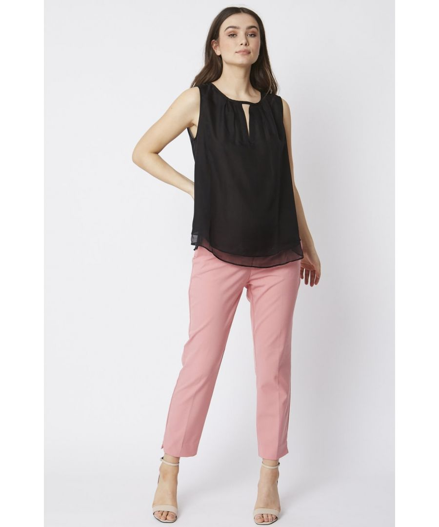 Image for Silk Blend Top