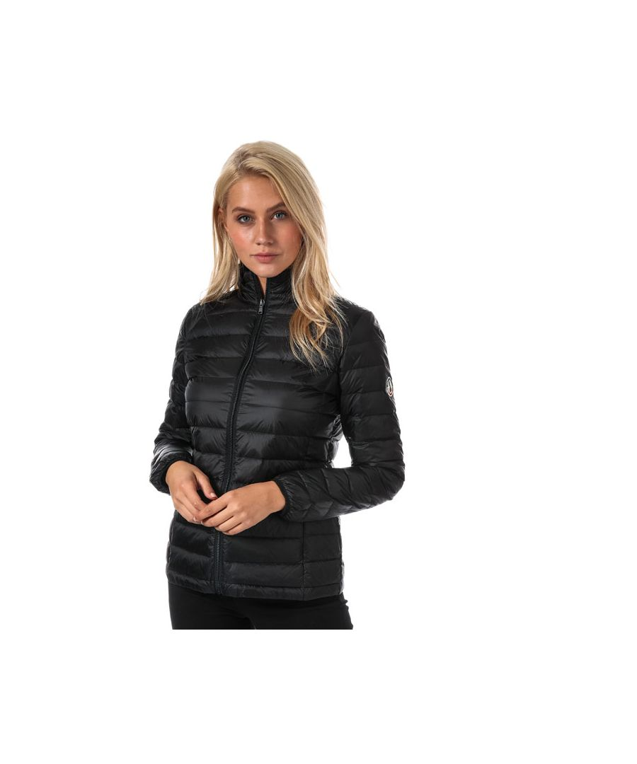 Image for Women's Harvey and Jones Lightweight Down Jacket in Black