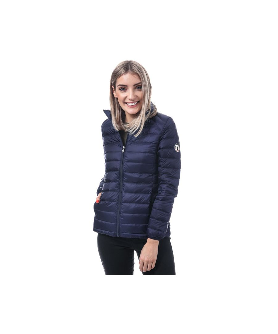 Image for Women's Harvey and Jones Lightweight Down Jacket in Navy