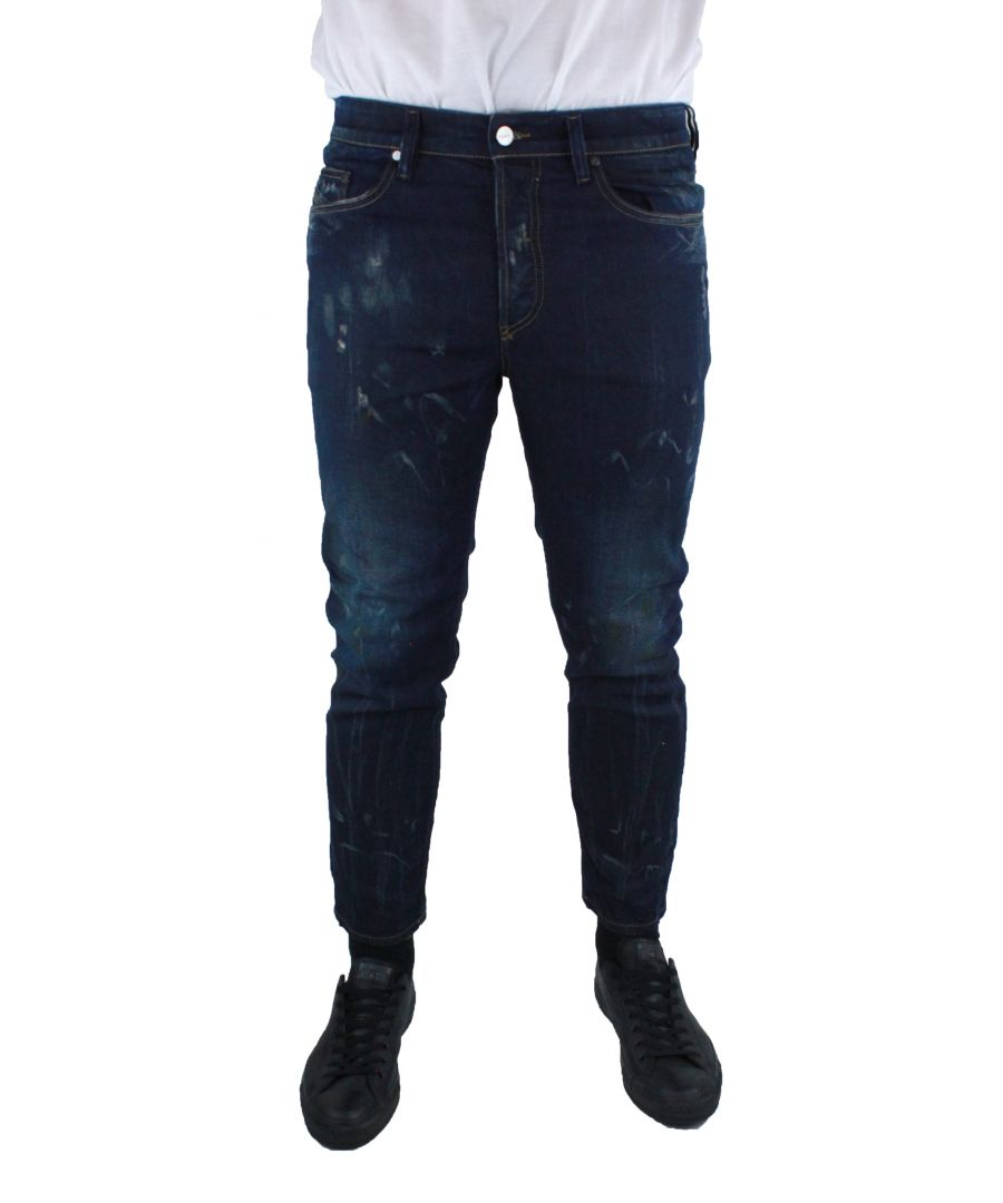 Image for Diesel Jifer 0845W Jeans