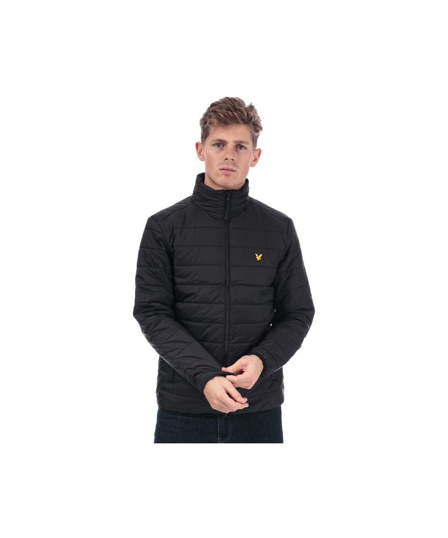 Image for Men's Lyle And Scott Sport Lloyd Jacket in Black