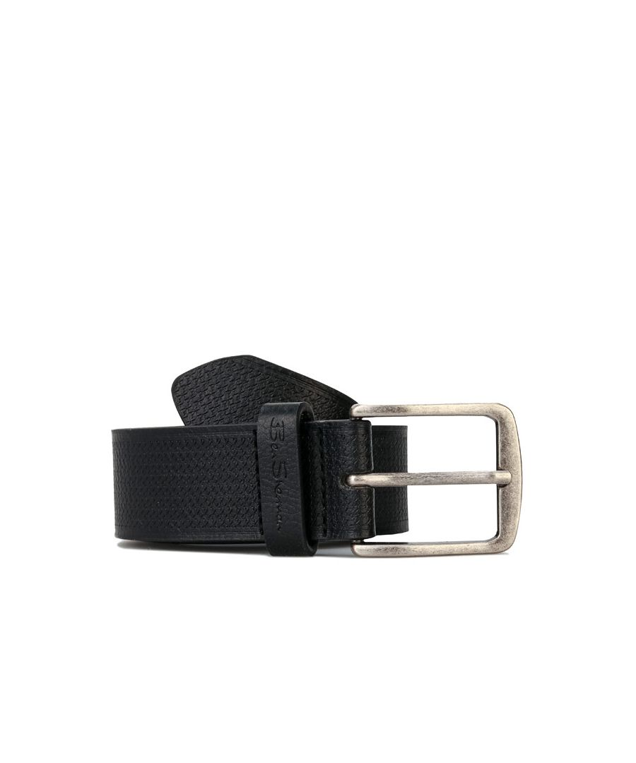Image for Accessories Ben Sherman Lander Belt in Black