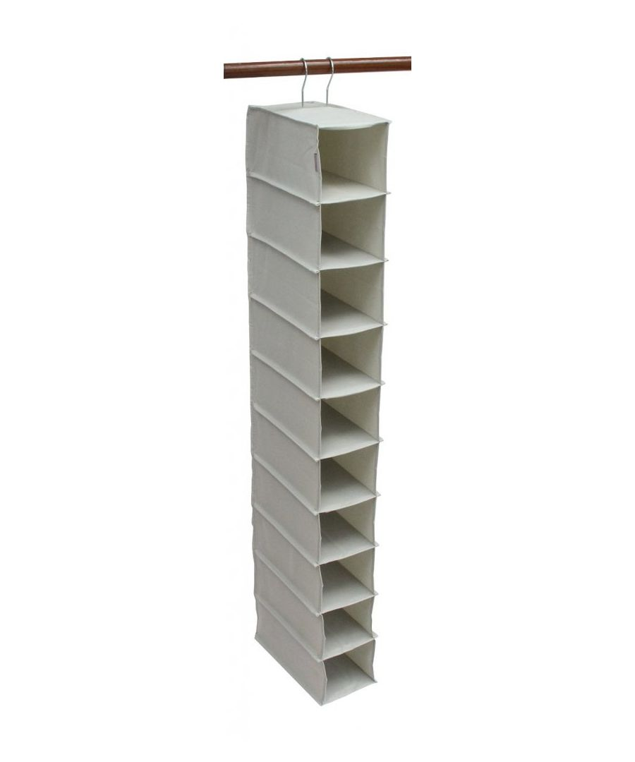 Image for Shoe Organiser with 10 Shelves