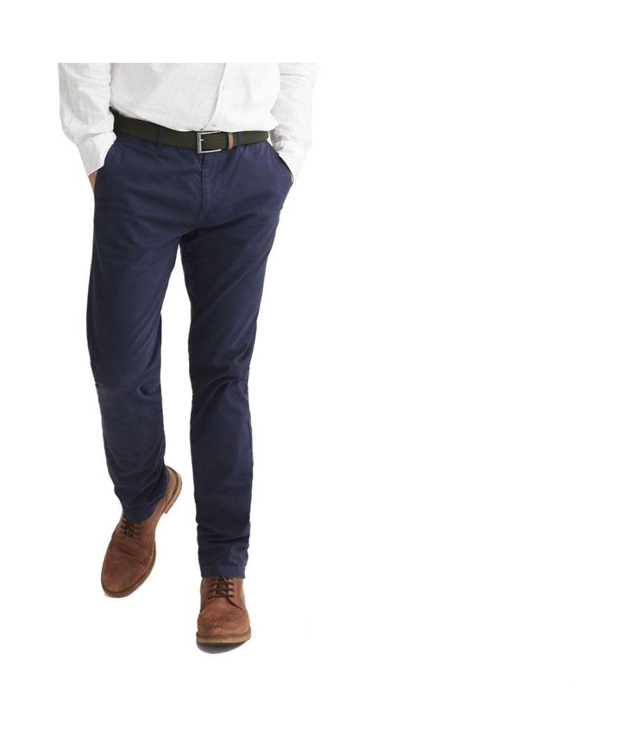 Image for Joules Mens YLaunchino Classic Stretch Stylish Stretch Chinos Trousers