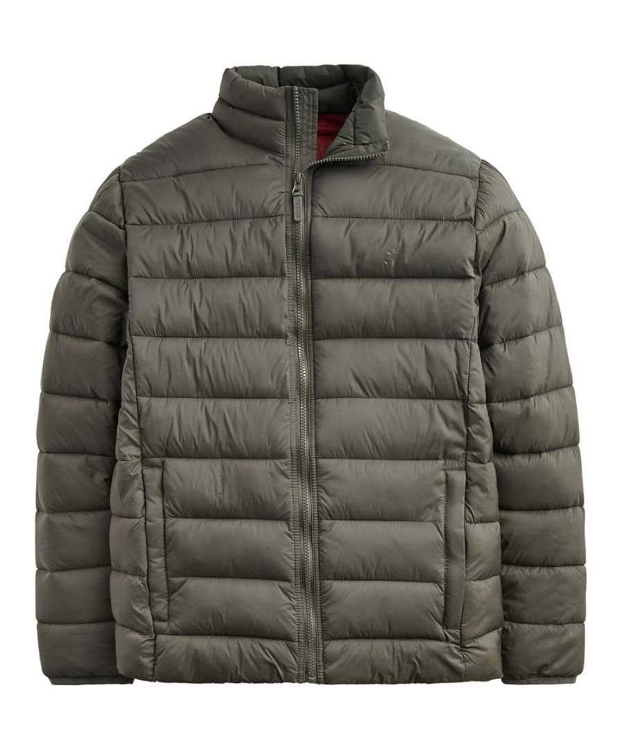 Image for Joules Mens Gotojackt Warm Padded Lightweight Quilted Jacket Coat
