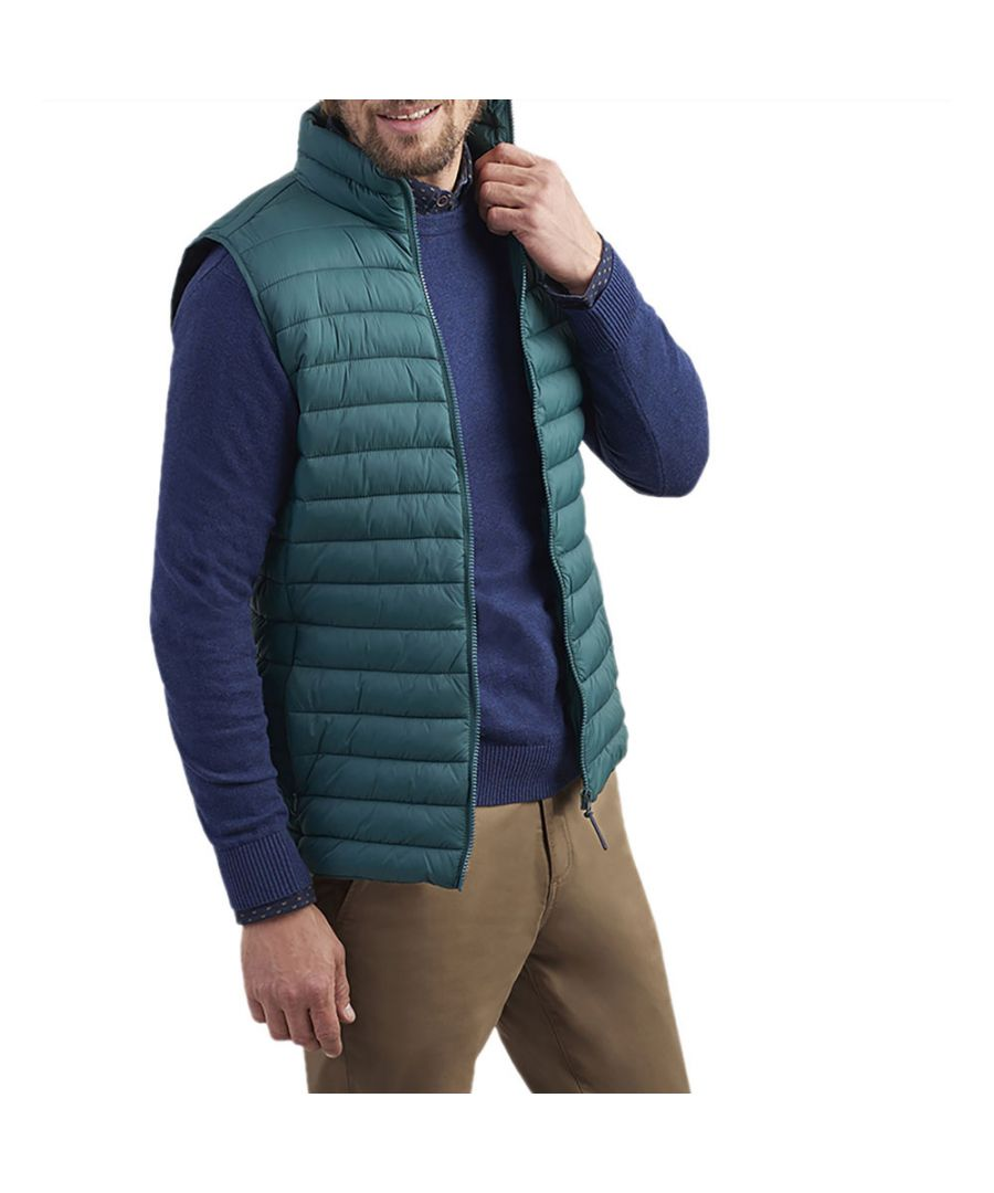 Image for Joules Mens Go To Lightweight Padded Soft Down Body Warmer