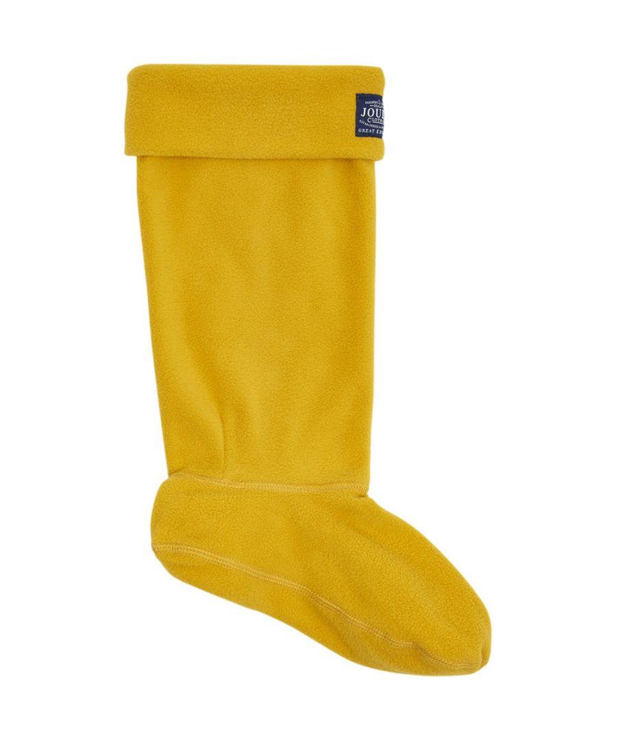 Image for Joules Womens Welton Warm Comfortable Fleece Welly Socks