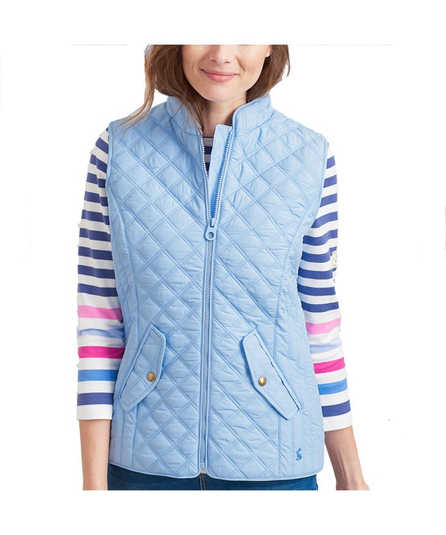 Image for Joules Womens Minx Fitted Lightweight Body Warmer Gilet