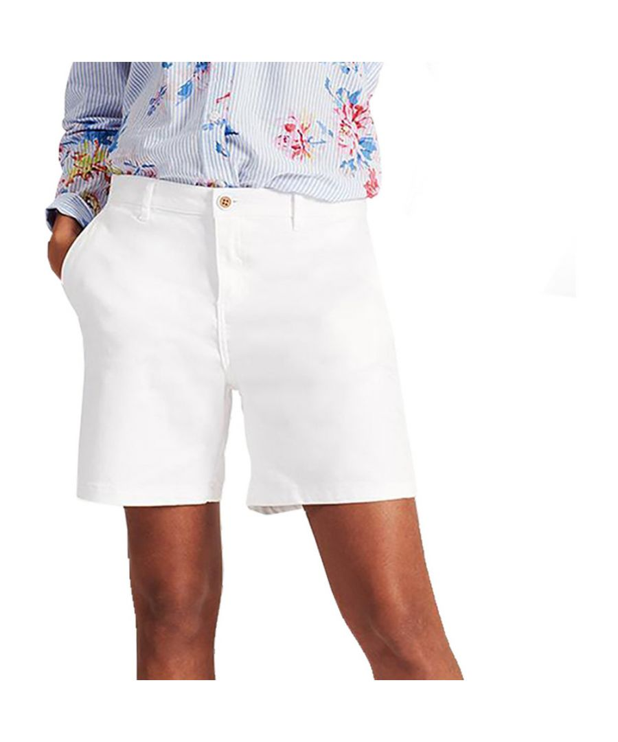 Image for Joules Womens Cruise Short Length Casual Chino Shorts
