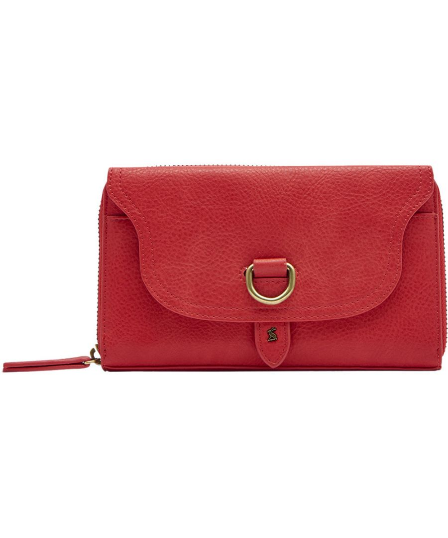 Image for Joules Womens Kinsey Bright PU Compartmented Fashion Purse