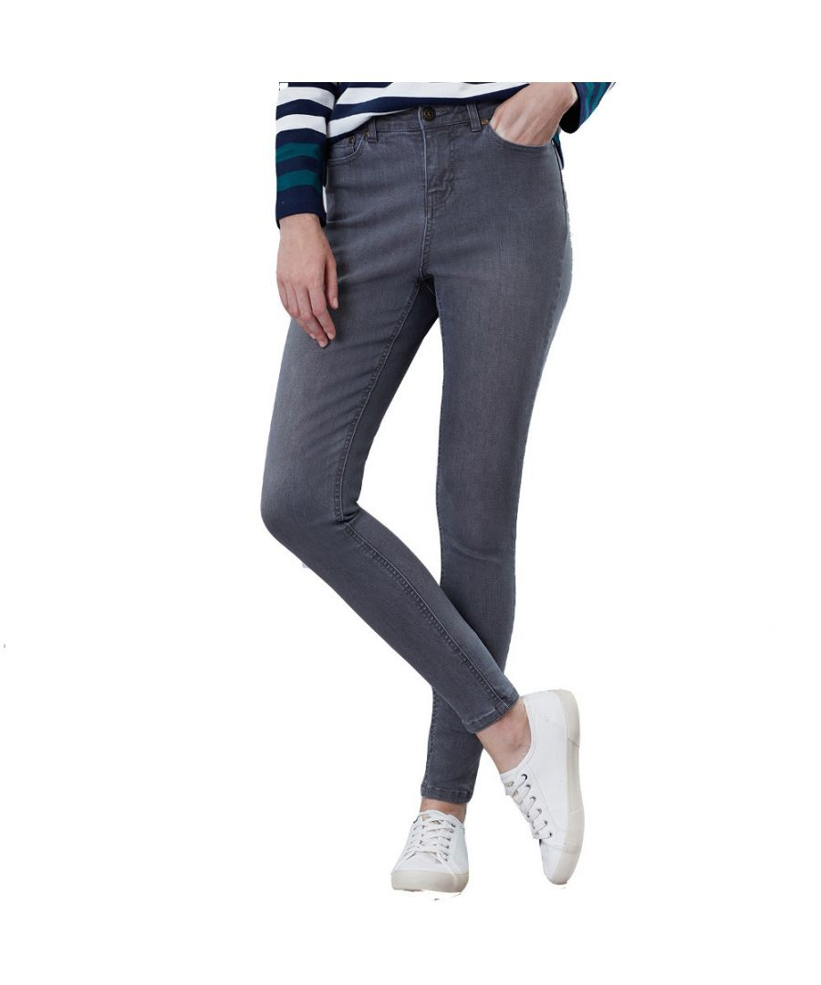 Image for Joules Womens Monroe Improved Fit Stretchy Skinny Jeans