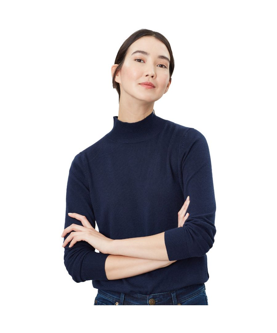Image for Joules Womens Orianna Roll Neck Casual Jumper