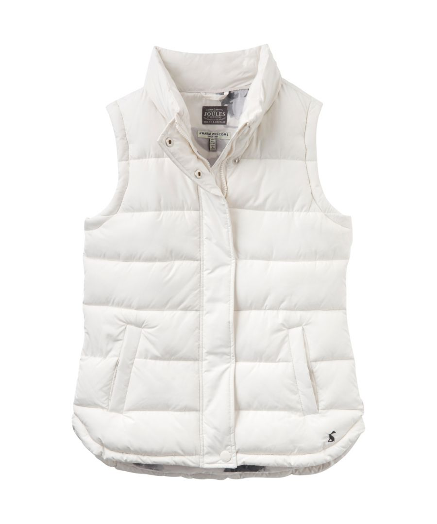 Image for Joules Womens/Ladies Eastleigh Warm Padded Gilet Bodywarmer