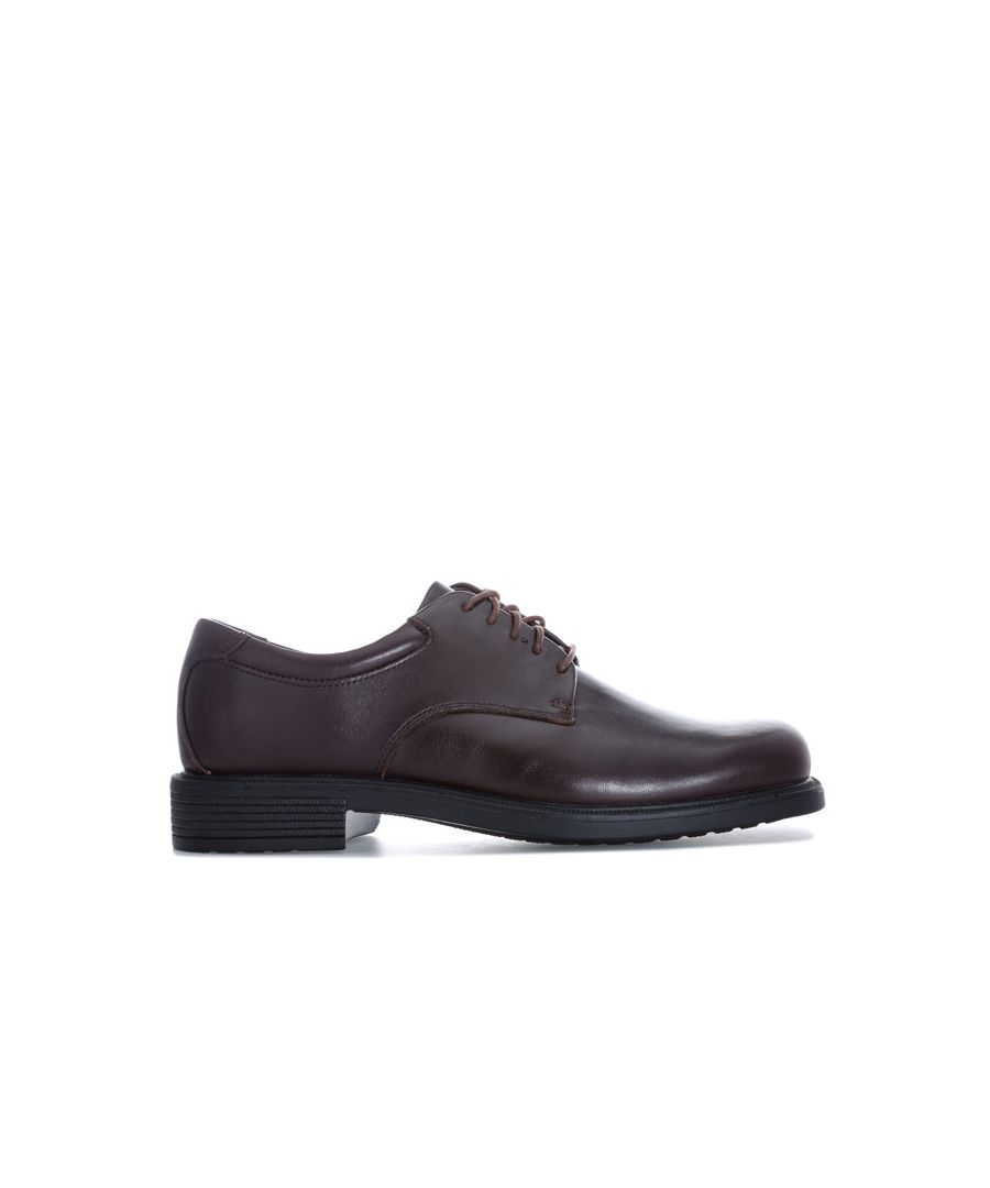 Image for Men's Rockport Big Bucks Margin Shoes in Chocolate