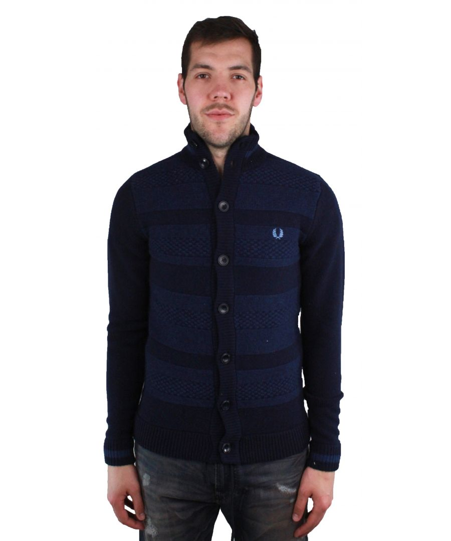 Image for Fred Perry K9526 608 Jumper