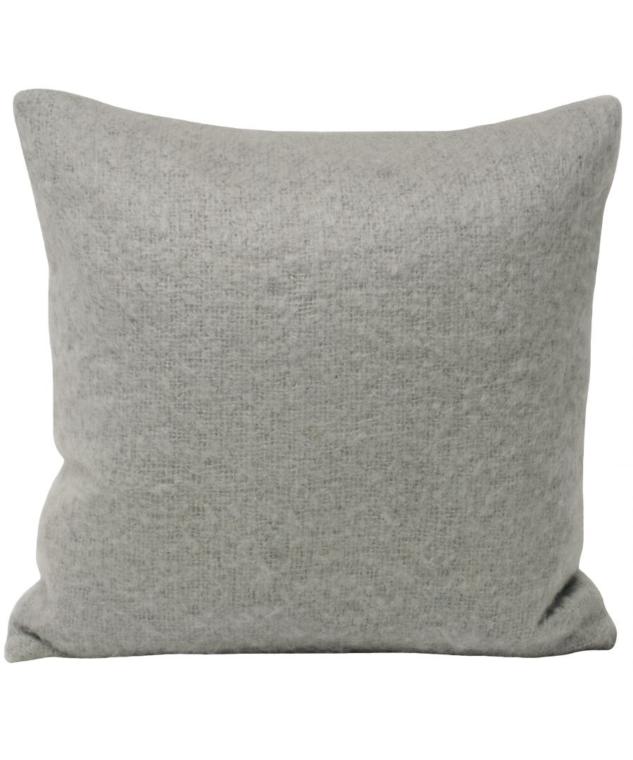 Image for Kendal Poly Cushion 45X45 Pale Grey