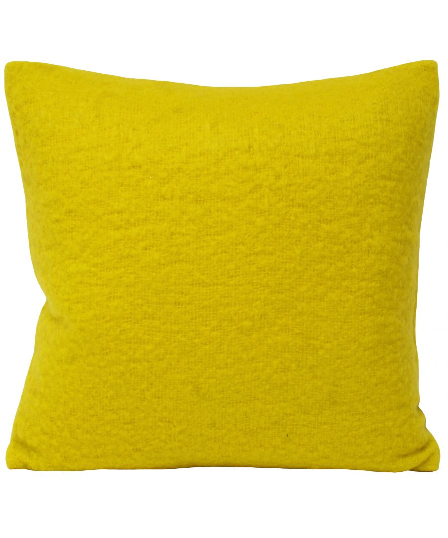Image for Kendal Poly Cushion 45X45 Yellow