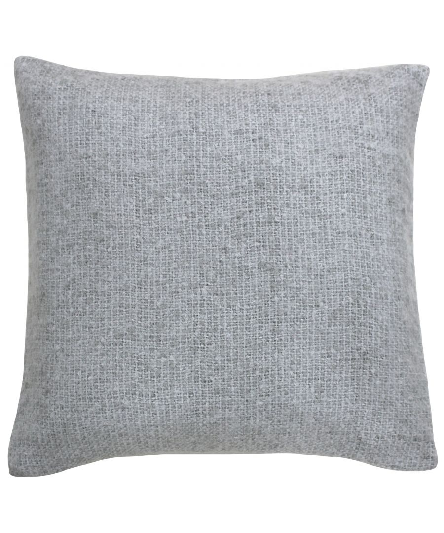 Image for Keswick 45X45 Poly Cushion Grey