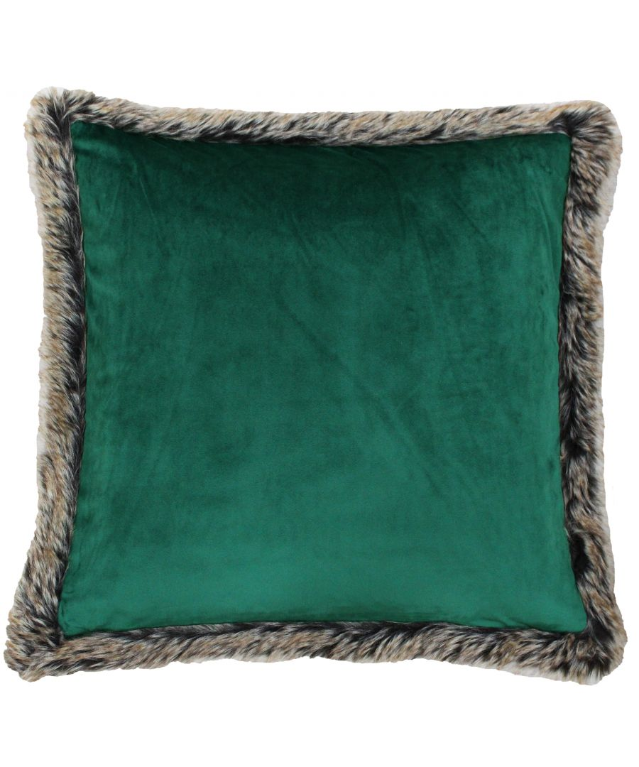 Image for Kiruna New 45X45 Poly Cushion Emeral