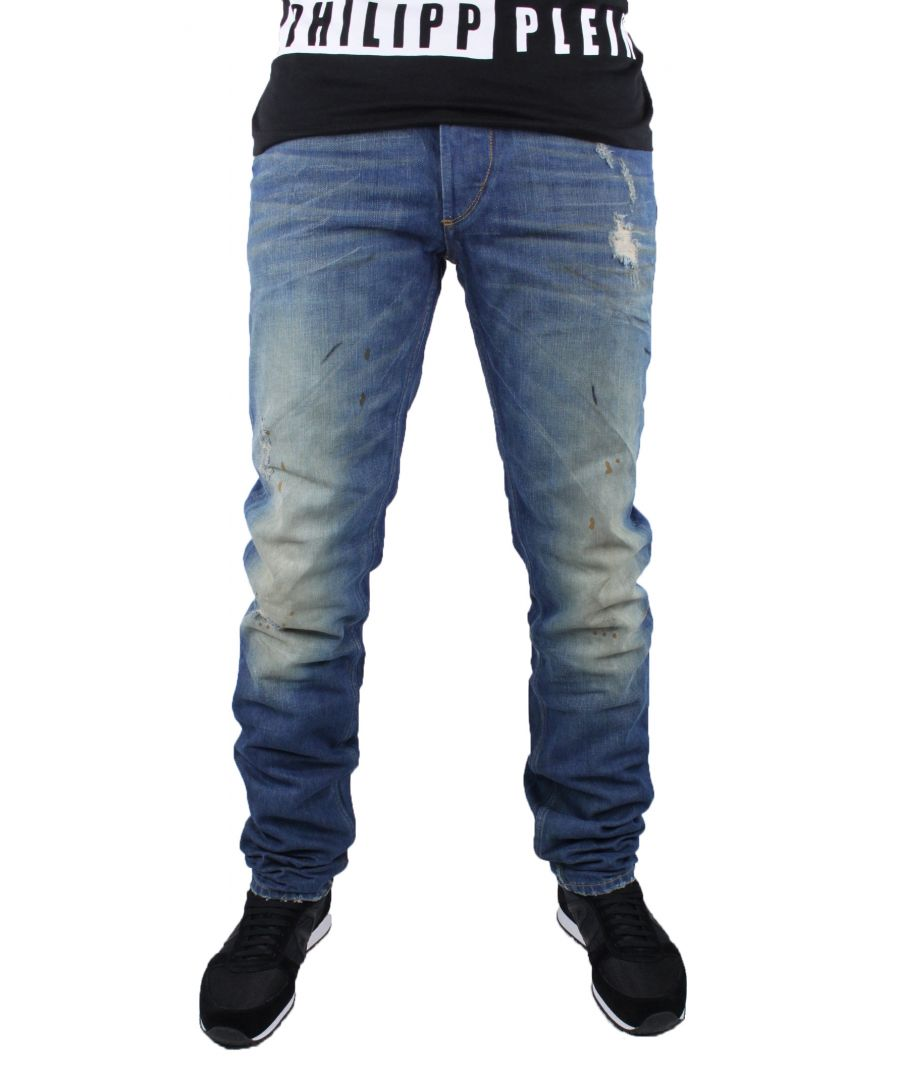 Image for Diesel Koolter 008X2 Jeans