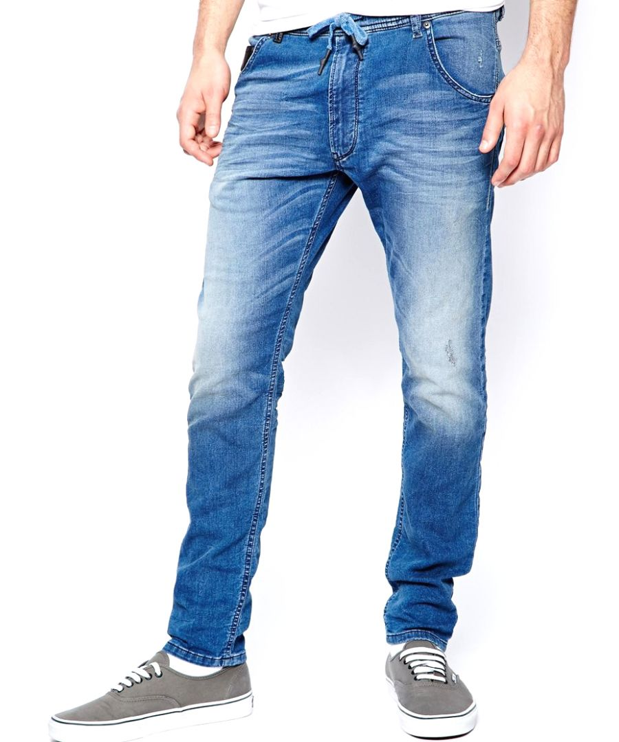 Image for Diesel Krooley-NE Jogg  605A Jeans