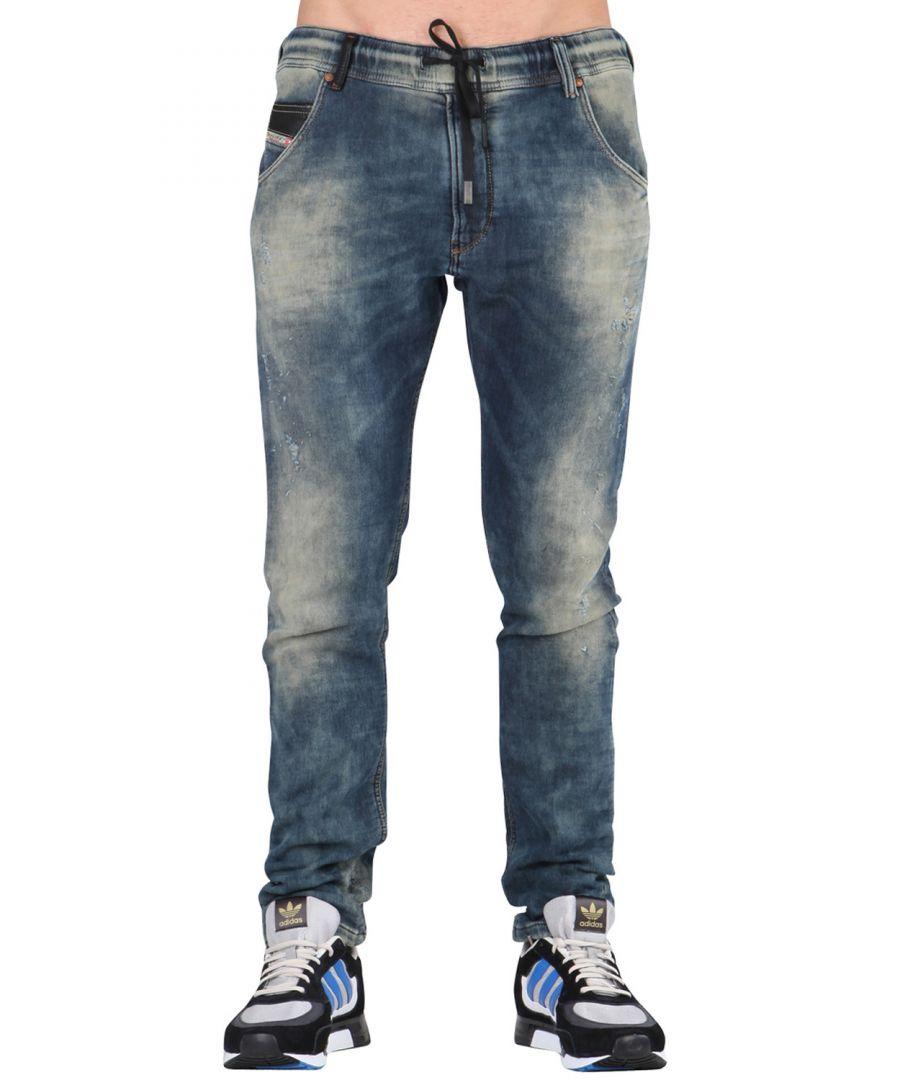 Image for Diesel Krooley-NE Jogg  0606F Jeans