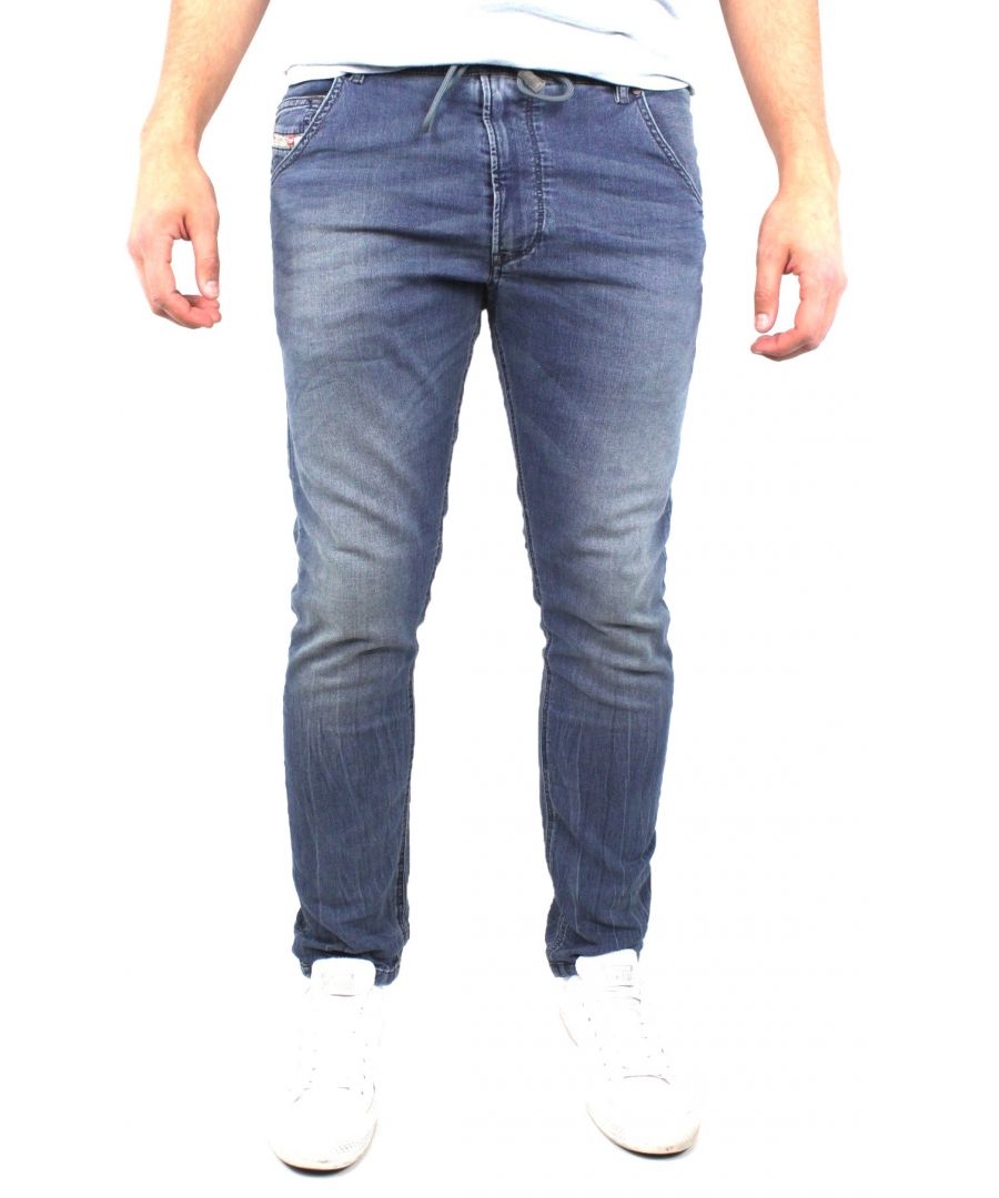 Image for Diesel Krooley-NE Jogg  0668W Jeans