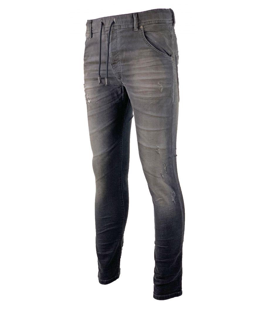 Image for Diesel Krooley-NE Jogg  0835B Jeans