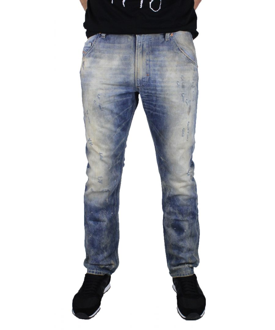 Image for Diesel Krooley 0886P Jeans