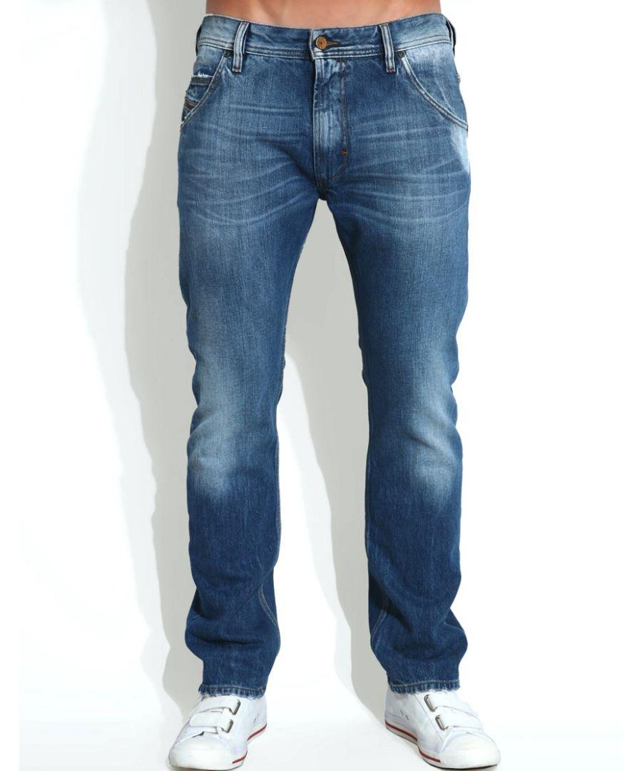 Image for Diesel Krooley 008XZ Jeans