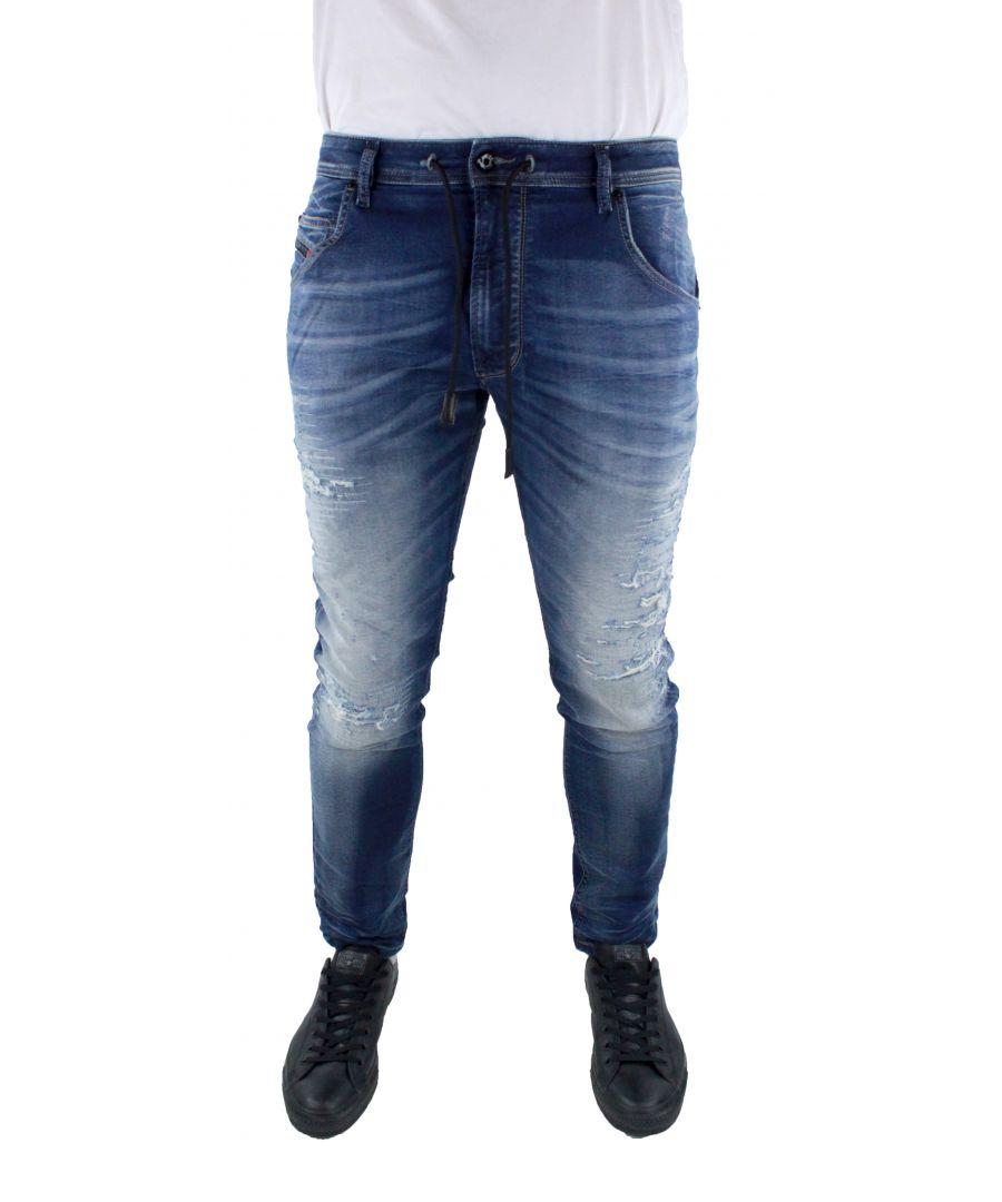 Image for Diesel Krooley CB-NE Jogg 0683S Jeans