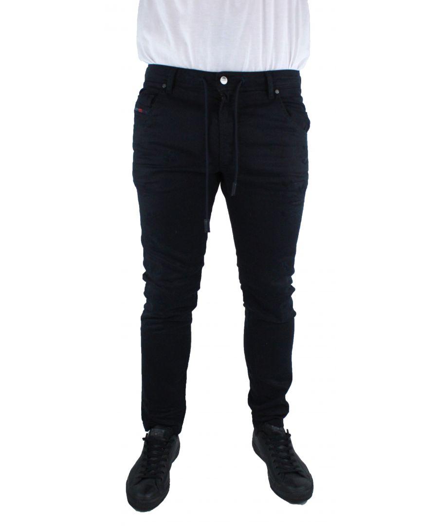 Image for Diesel Krooley CB-R-NE Jogg 0689C Jeans