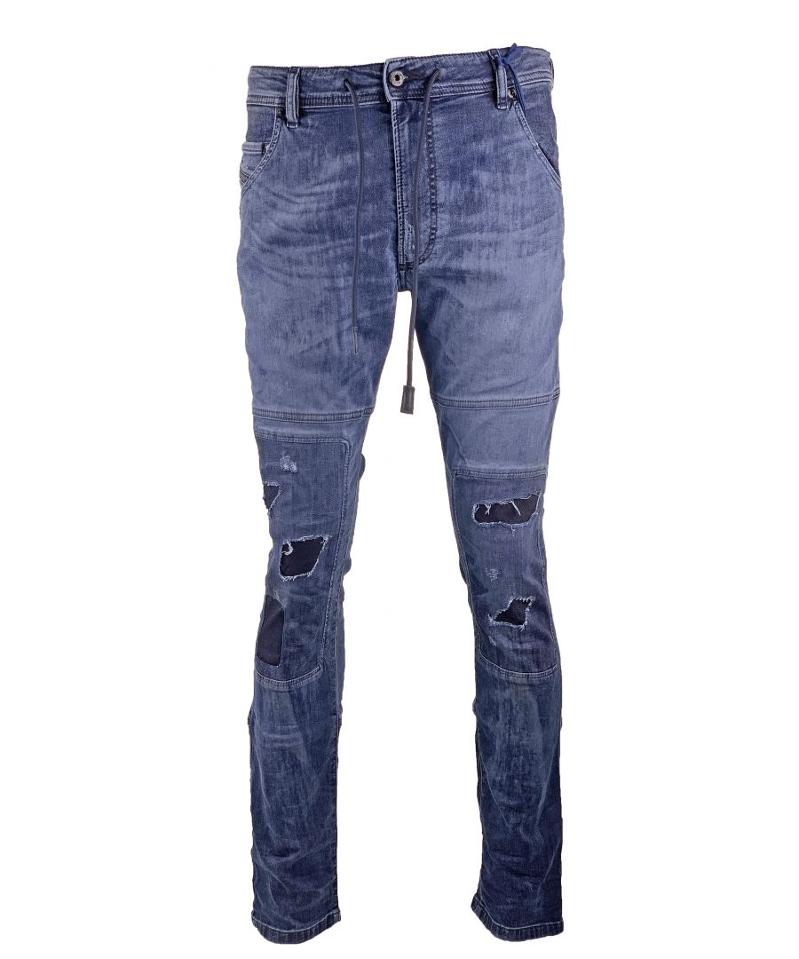 Image for Diesel Krooley D-NE Jogg  0675Z Jeans